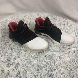ADIDAS HARDEN basketball shoes size 9.5